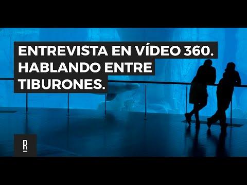 Entrevista en vídeo 360º. L´Oceanogàfic Valencia - Pepe Romera + Aero Report