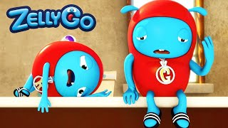 ZellyGo - Dangerous Fan | Kids TV Shows | Cartoons for Kids | WildBrain Cartoons