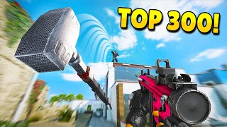 TOP 300 FUNNIEST FAILS IN RAINBOW SIX SIEGE (Part 3)