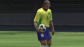 WINNING ELEVEN 9/PES 5 - PENALTY - BRASIL VS  ARGENTINA