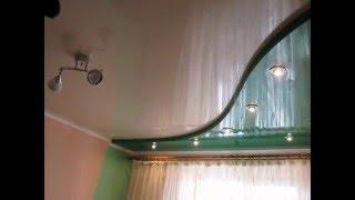 видео Навесные потолки цена с установкой в Москве со скидкой
