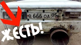 Подборка Сумасшедших выхлопов на ВАЗ!