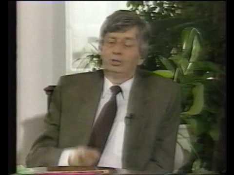 Antall József interview 1993 part 1