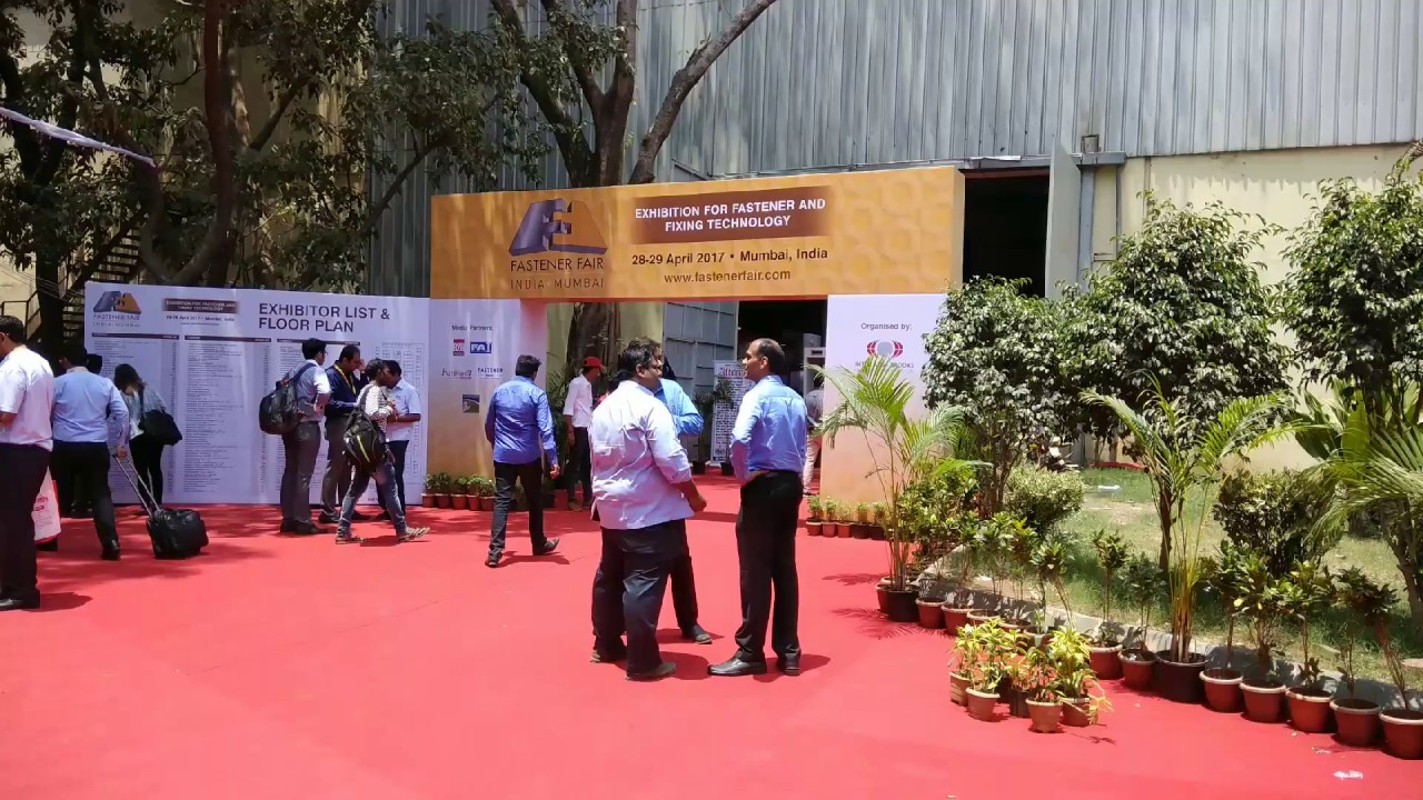 Fastener Fair India 2017 | Mumbai Exhibition - Nesco