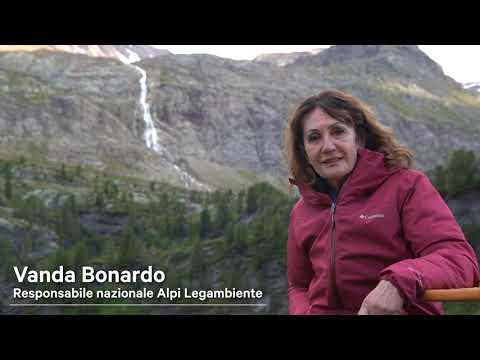 Carovana dei ghiacciai 2021,  monitoraggio ghiacciai Val Martello