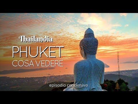 COSA VEDERE A PHUKET • Thailandia 🐒 🇹🇭 Ep.11