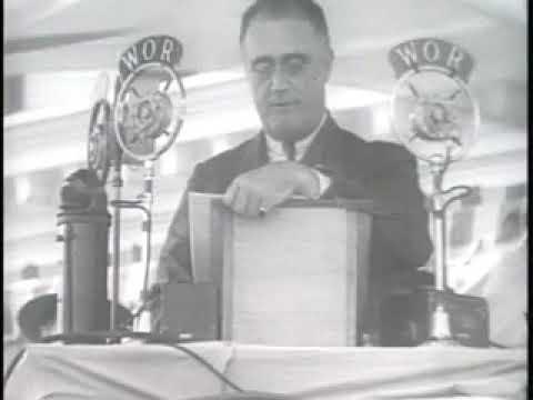 democratic campaign 1932