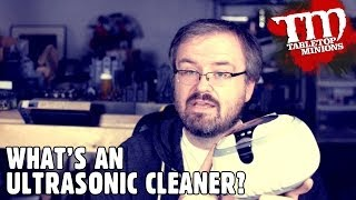 What's an Ultrasonic Cleaner Good For?