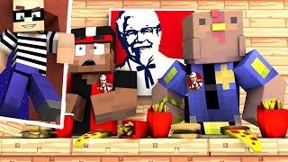EINBRUCH im KFC - Minecraft [Deutsch/HD]