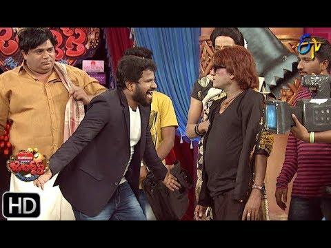 Hyper Aadi, Raising Raju Performance | Jabardasth  | 14th March 2019 | ETV Telugu