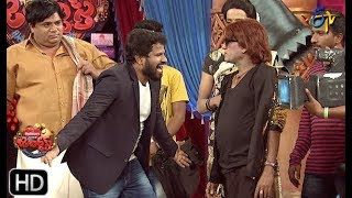Hyper Aadi, Raising Raju Performance | Jabardasth  | 14th March 2019 | ETV Telugu