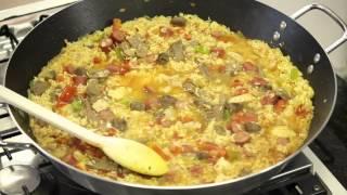 Norberto Da Cás Gastronomia - 010 - Paella Campeira