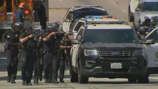 LAPD released video of officers shooting, killing hostage
