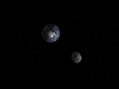 Earth to dodge Halloween asteroid flyby
