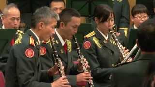 陸上自衛隊東部方面音楽隊 ノーカット版 広報センター来場者150万人突破記念コンサート