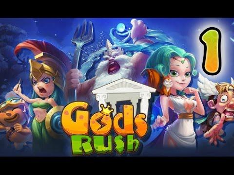 Gods Rush (IOS,