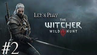 The Witcher 3: Wild Hunt [Xbox One] - Twitch Stream - Part 2
