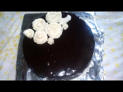 Rich Chocolate Cake Without Oven