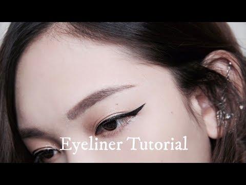 Eyeliner Tutorial | Hướng Dẫn 5 Bước Kẻ Mắt Cơ Bản Cho Người Mới Bắt Đầu