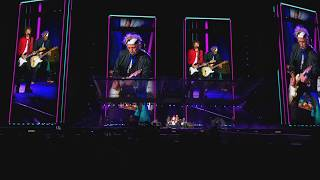 The Rolling Stones Live (4K) - FOS - Miss You - #No Filter Tour 2017 - Stadtpark Hamburg