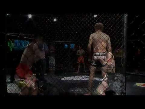 Jeffrey Earnhardt wins MMA debut