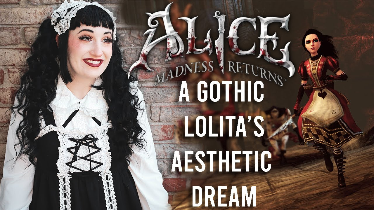 Revisiting Alice Madness Returns | My Favorite Lolita Horror Game