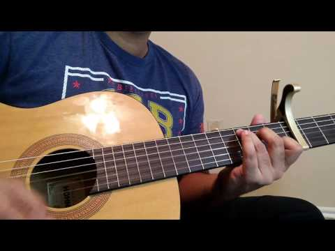 Kahin Door Jab Din Dhal Jaaye| Anand | Mukesh | Guitar Cover Lesson