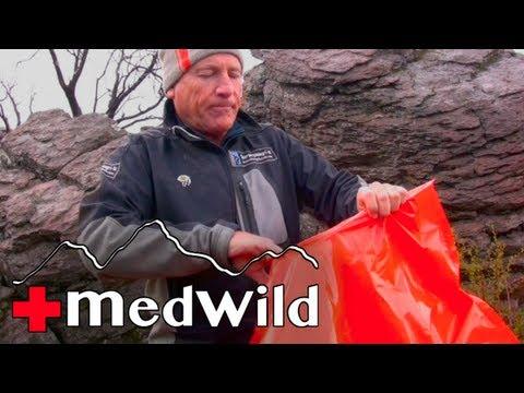 Wilderness Survival: Make a Quick Survival Shelter