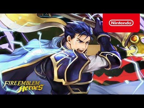 Fire Emblem Heroes - Legendary Hero (Hector: Marquess of Ostia)