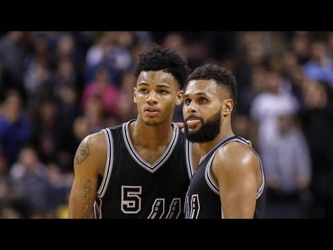 Dejounte Murray Top 20 Plays of the 2017 Season