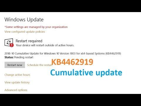 kaspersky windows 10 update 1803