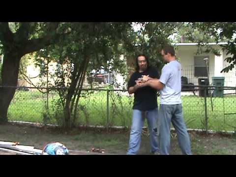 Adv'd Handgun Disarms, vid 3: Control The Muzzle