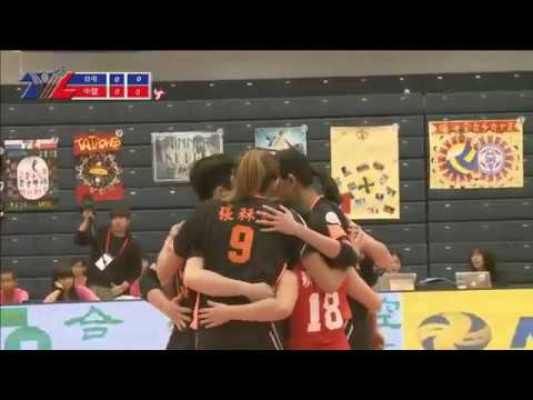 Taiwan Power vs CHUNGKUN VC (ATTACKLINE's former name) | Top Volleyball League 2016-2017
