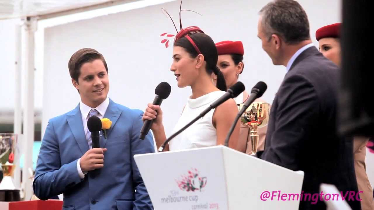 2013 Melbourne Cup Carnival Launch