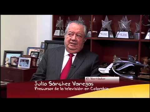 La Historia de la televisión en Colombia contada por el maestro Julio Sánchez Vanegas