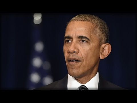 OBAMA AT FAULT FOR THE WAR ON COPS