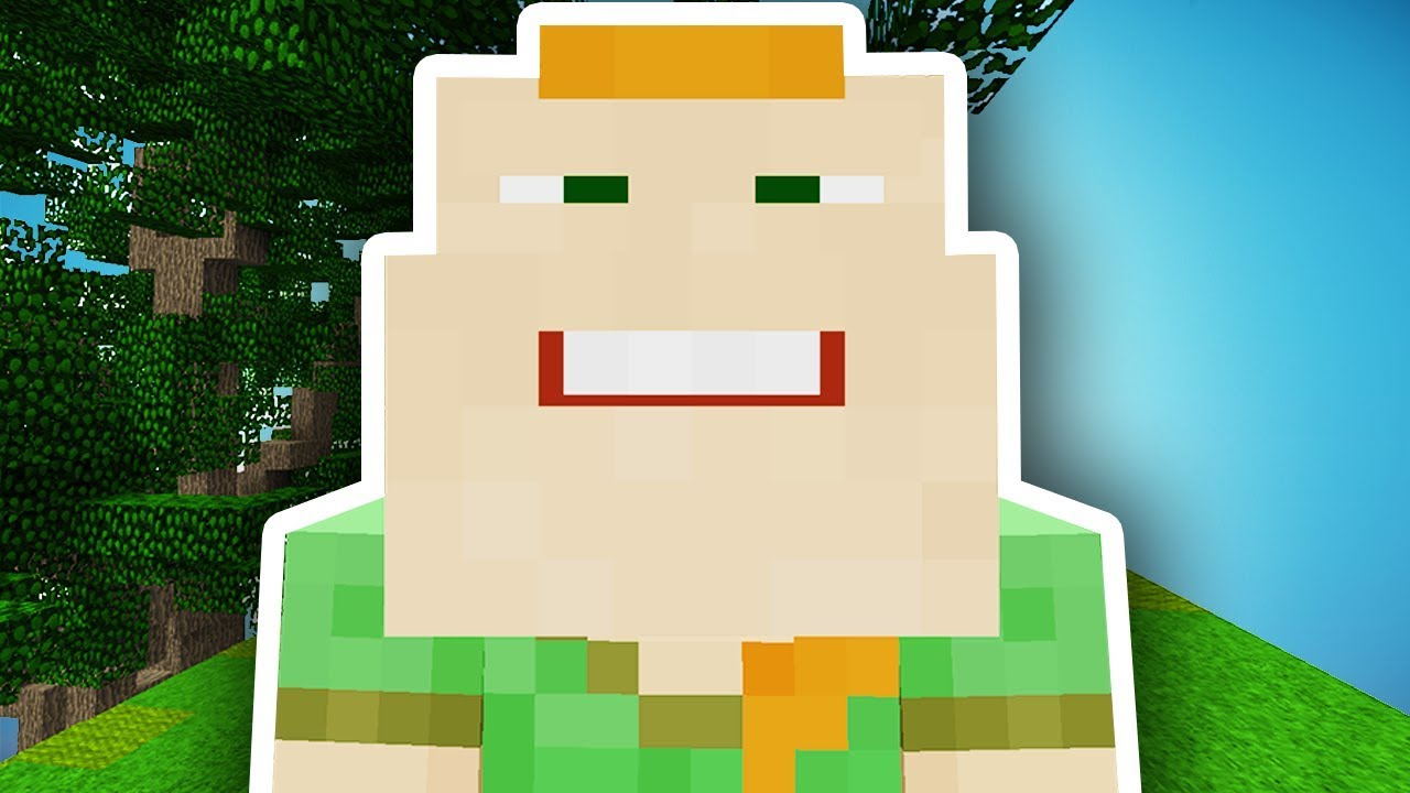 What's the worst Minecraft skin we can find?