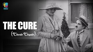 The CURE (1917) Charlie Chaplin | Edna Purviance | Eric Campbell