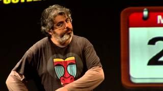 Fraguando Imperial Stormtroopers   Iñaki Quenerapú   TEDxGalicia