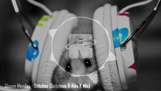 Shawn Mendes - Stitches (Delirious & Alex K Mix)