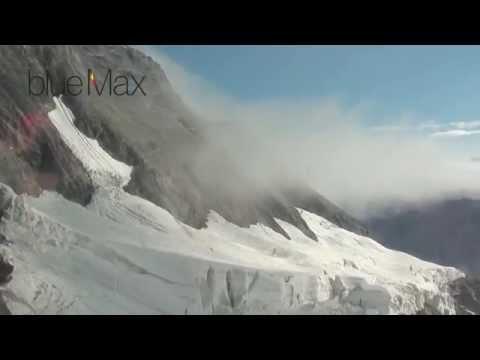 Climbing Jungfrau, Switzerland www.bluemaxbg.com