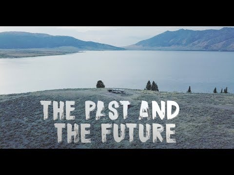 The PAST and the FUTURE from YELLOWSTONE National Park #RVLIFE