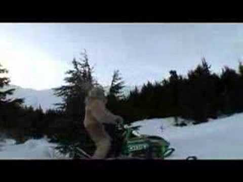 Wookie Driven Sno Pro Arctic Cat Mod