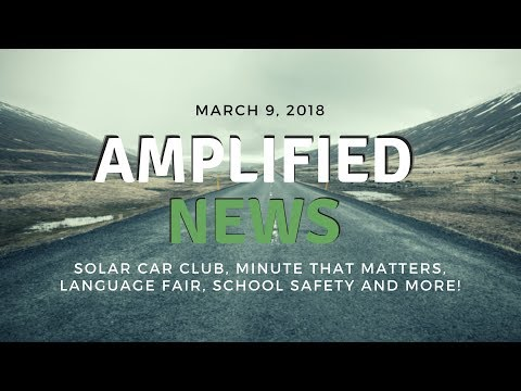 3-9-18 Amplified News Presents...