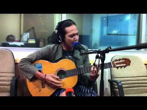 Anda Perdana Live at Indika 91,6 FM Jakarta