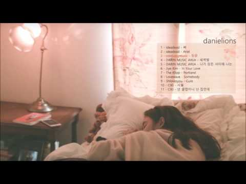 ♫ korean indie / acoustic ; 어쿠스틱 인디 모음 (11 songs)