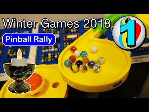 Marble Winter Games 2018 - Opening Ceremony + First Event