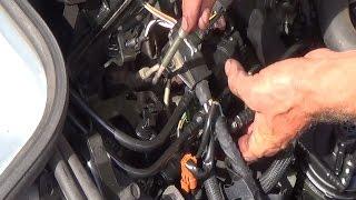 Remplacer / changer les bougies de préchauffage pas à pas