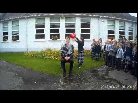 Fr David's ice bucket challenge