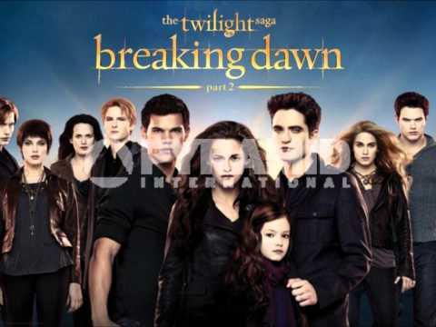 Twilight 5 Trailer musique